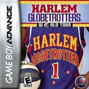 Harlem Globetrotters World Tour Video Game For Nintendo GBA