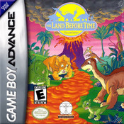 The Land Before Time Video Game For Nintendo GBA