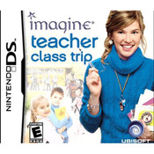 Imagine Teacher Class Trip Video Game For Nintendo DS