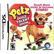 Petz Dogz Talent Show Video Game For Nintendo DS