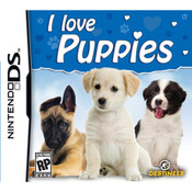 I Love Puppies Video Game For Nintendo DS