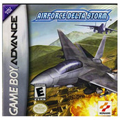 Air Force Delta Storm Video Game For Nintendo GBA