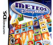 Meteos Disney Magic Video Game For Nintendo DS