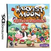 Harvest Moon Frantic Farming Video Game For Nintendo DS