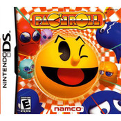 Pac 'N Roll Video Game For Nintendo DS