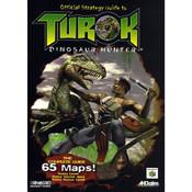 Turok Dinosaur Hunter BradyGame Official Game Guide Nintendo N64