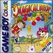 Magical Drop Video Game For Nintendo GBC
