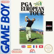 PGA European Tour Video Game For Nintendo GameBoy
