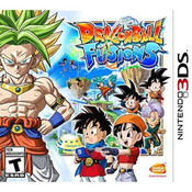 Dragon Ball Fusions Video Game For Nintendo 3DS