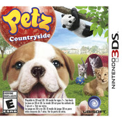 Petz Countryside Video Game For Nintendo 3DS