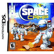Space Camp Video Game For Nintendo DS