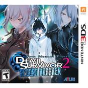 Devil Survivor 2 Record Breaker Video Game For Nintendo 3DS