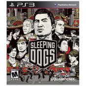 Sleeping Dogs Video Game For Sony PS3