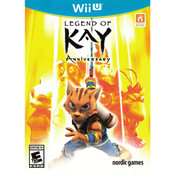 Legend of Kay Anniversary Video Game For Wii U