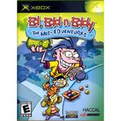 Ed, Edd n Eddy The Mis-Edventures Video Game For Microsoft Xbox