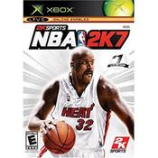 NBA 2k7 Video Game For Microsoft Xbox