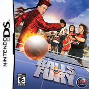 Balls of Fury Video Game For Nintendo DS