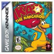 Kao The Kangaroo Video Game For Nintendo GBA