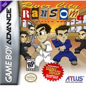 River City Random EX Video Game For Nintendo GBA
