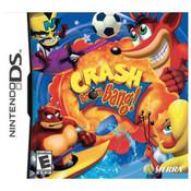 Crash Boom Bang Video Game For Nintendo DS