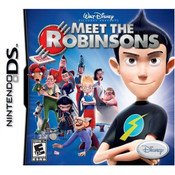 Meet the Robinsons Video Game For Nintendo DS