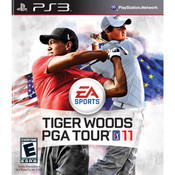 Tiger Woods PGA Tour 11 Video Game For Sony PS3