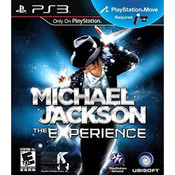 Michael Jackson The Experience Video Game For Sony PS3
