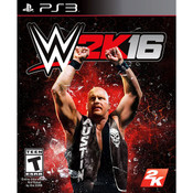 WWE 2K16 Video Game For Sony PS3