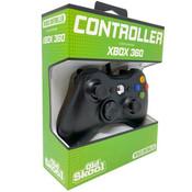 New Replica Xbox 360 Controller Wired Black - Xbox 360