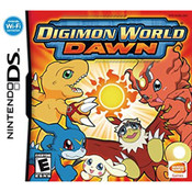 Digimon World Dawn Video Game For Nintendo DS