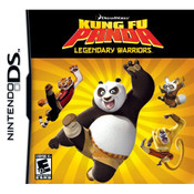 Kung Fu Panda Legendary Warriors Video Game For Nintendo DS