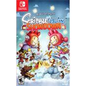 Scribblenauts Showdown Video Game For Nintendo Switch