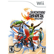Summer Stars 2012 Video Game For Nintendo Wii