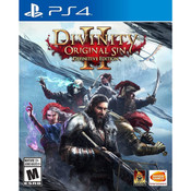 Divinity: Original Sin 2 Definitive Edition Video Game For Sony PS4