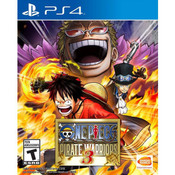 One Piece: Pirate Warriors 3 Video Game For Sony PS4