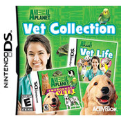 Animal Planet Vet Collection Video Game For Nintendo DS
