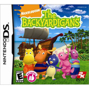 The Backyardigains Video Game For Nintendo DS
