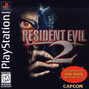 Resident Evil 2 Dualshock Edition Video Game for Sony PlayStation 1