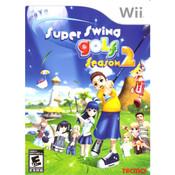 Super Swing Golf Season 2 Video Game For Nintendo Wii