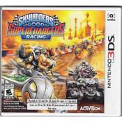 Skylanders Superchargers Racing Video Game For Nintendo 3DS