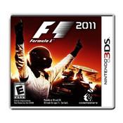 Formula 1 2011 Video Game For Nintendo 3DS