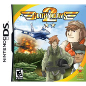 Glory Days 2 Video Game For Nintendo DS