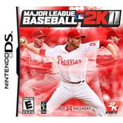 Major League Baseball 2k11 Video Game For Nintendo DS