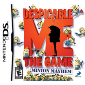 Despicable Me The Game Minion Mayhem Video Game For Nintendo DS