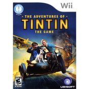 The Adventures of Tintin The Game Video Game For Nintendo Wii