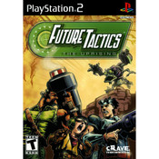 Future Tactics The Uprising Video Game For Microsoft Xbox