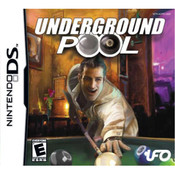 Underground Pool Video Game For Nintendo DS
