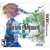Etrian Odyssey Untold Millennium Girl Video Game For Nintendo 3DS