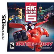 Big Hero 6 Video Game For Nintendo DS