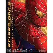 Spider-Man 2 BradyGames Official Game Guide For Sony PS2 Microsoft Xbox and Nintendo GameCube
